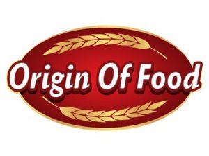 origin of food