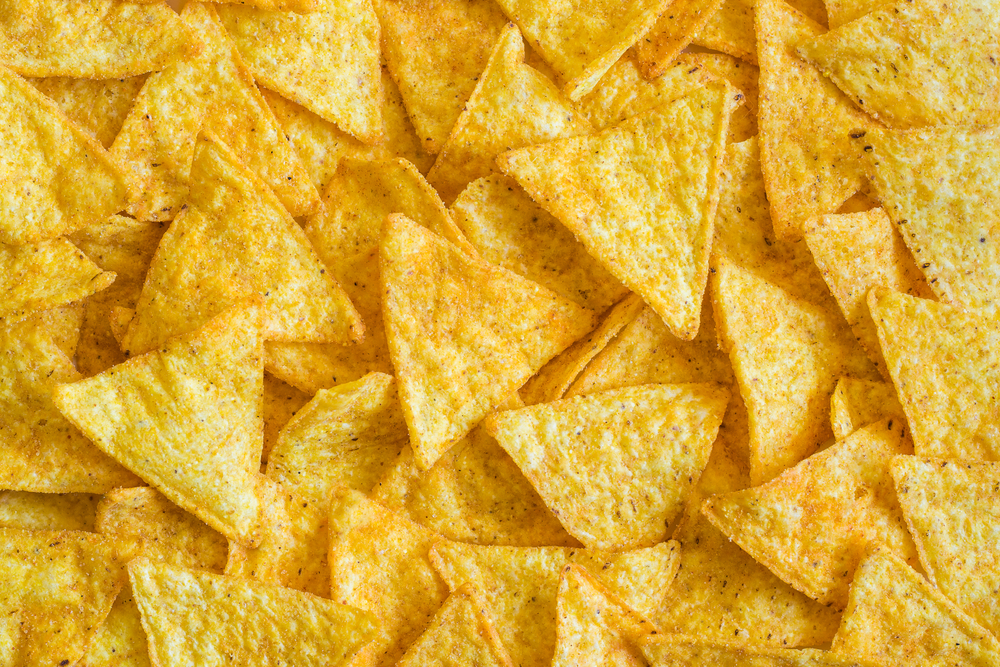 Ligne de production de chips de tortilla