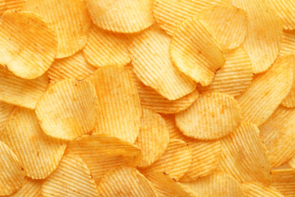 ligne de production de chips naturelles