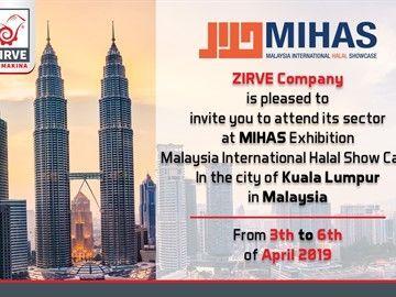 دعوة لحضور فعاليات مشاركتنا في معرض MIHAS