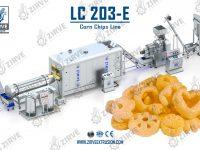خط انتاج شيبس الذرة LC203 - E