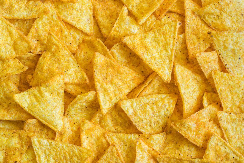 линия по производству чипсов тортильи