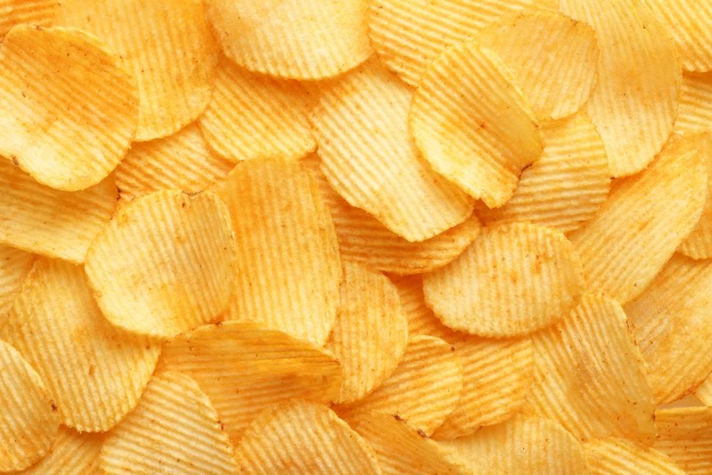 خط انتاج شيبس البطاطس الطبيعية